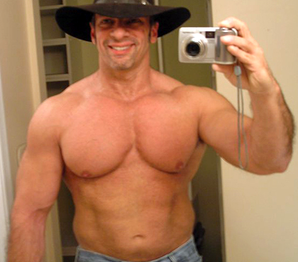 John from Virginia's natural muscle building photo